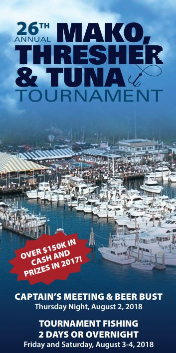 Mako, Thrersher & Tuna Tournament
