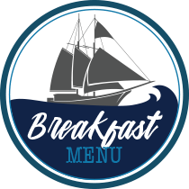 Montauk Restaurant Breakfast Menu