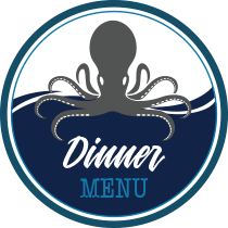 Montauk Restaurant Seafood Dinner Menu